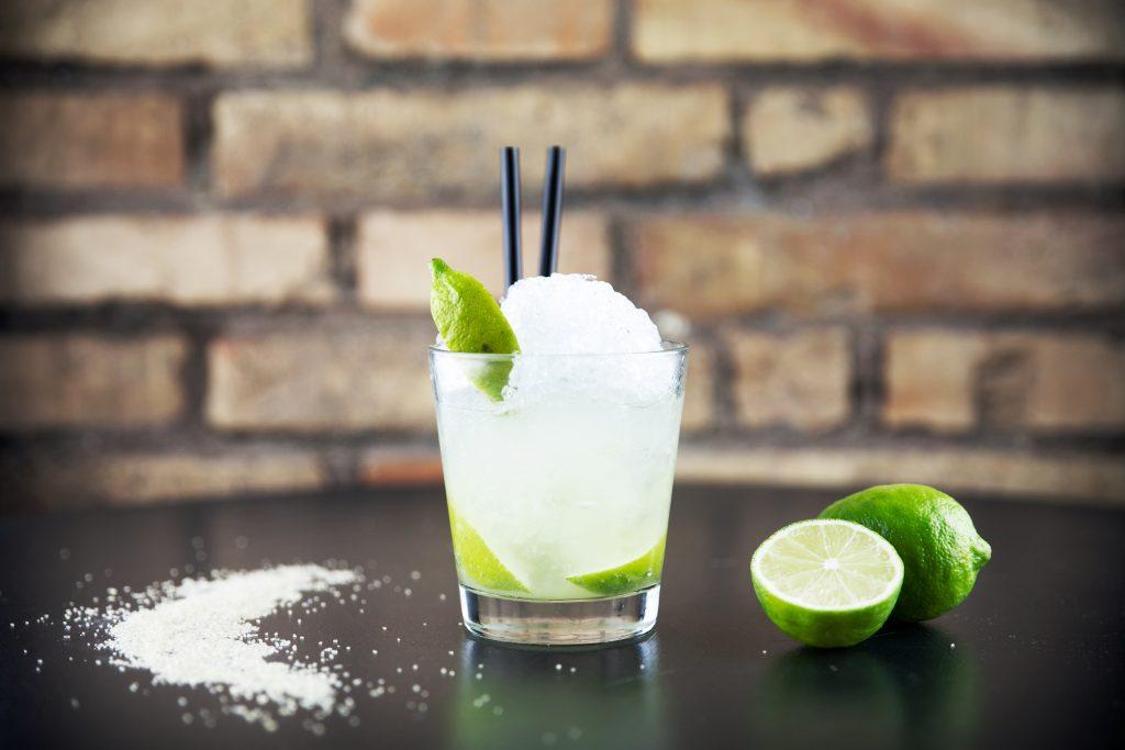 Cocktail Caipiriha