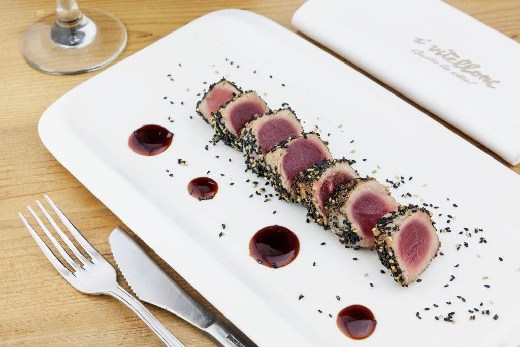Tonno Tataki gluten free