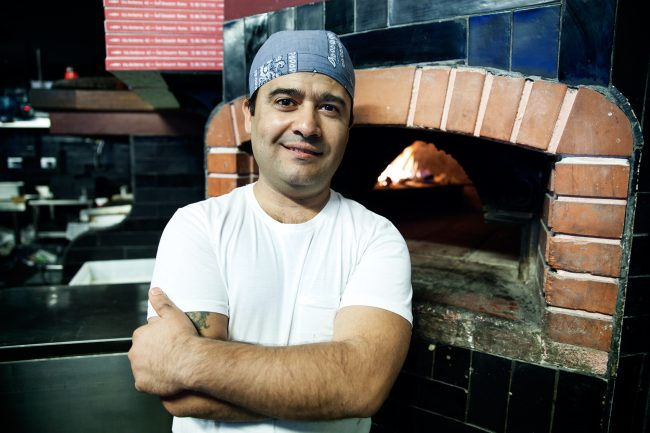 Pizzaiolo di Roma