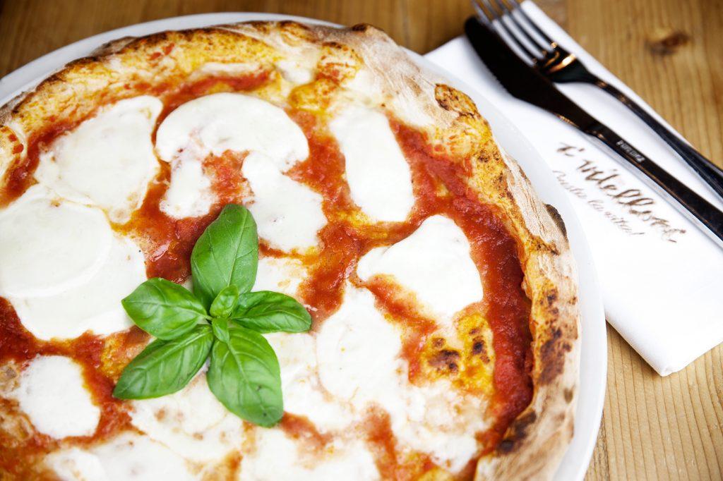 Pizza i vitelloni Gluten free