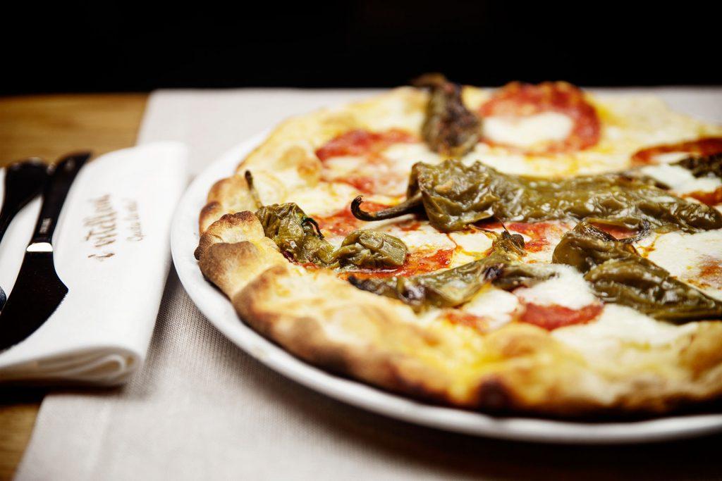 Cena Particolare roma: Pizza