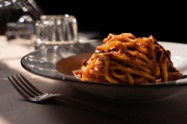 Cena particolare roma