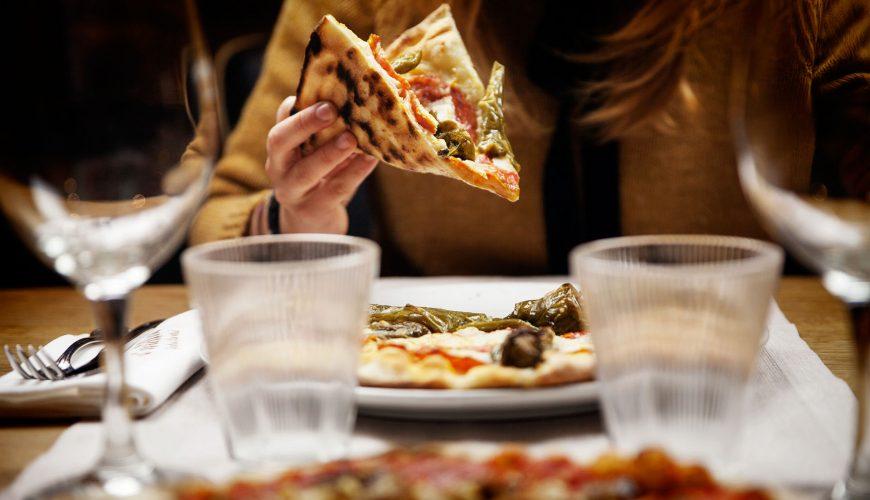 Migliore pizza Roma