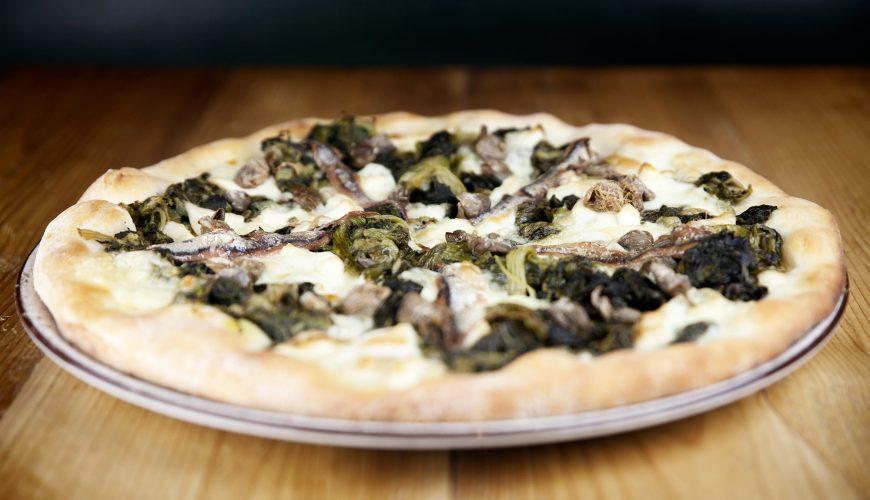 pizza integrale a roma